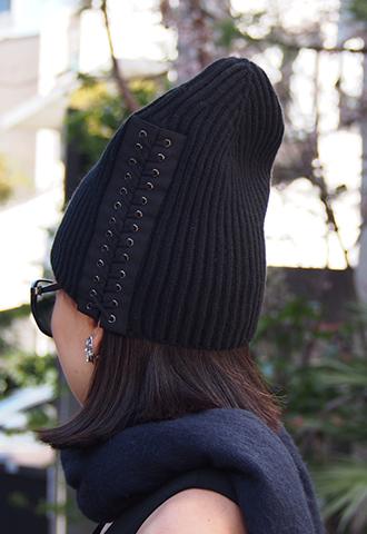 【Vera Wang】KNIT HAT