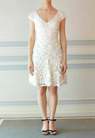 【THEIA】SEQUIN DRESS