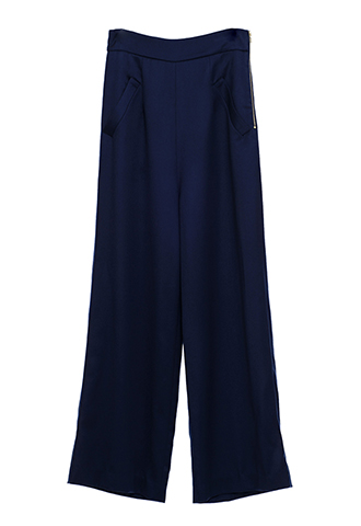 【HOUGHTON】WIDE PANTS