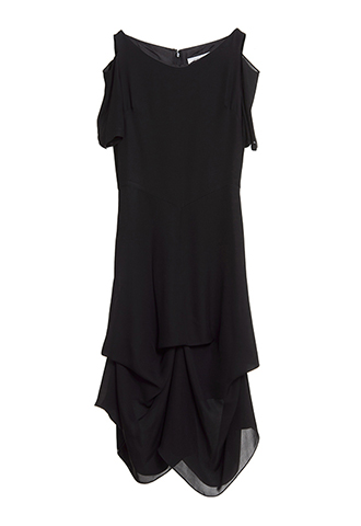 【Morgane Le Fay】BOAT NECK DRESS