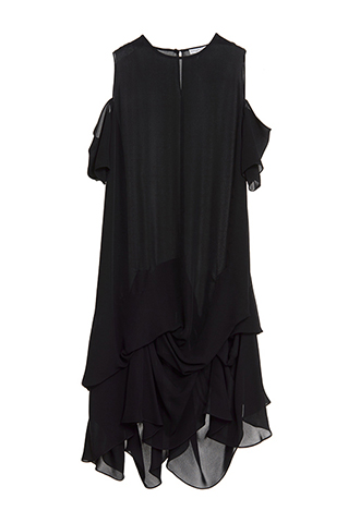 【Morgane Le Fay】DRAPE DRESS