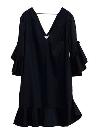 【NICHOLAS】FRILL DRESS